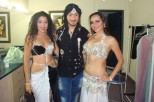 With Lorelei Acosta and Paula