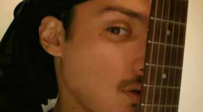 Khalil was a guitar player in his beginings…