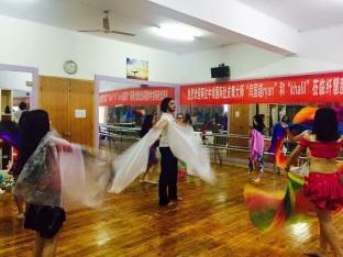Workshop in Ganzhou, China