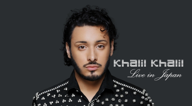 Khalil Khalil – New video From Live in Japan! (Exclusive)