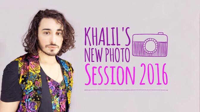 Khalil Khalil New Pics 2016