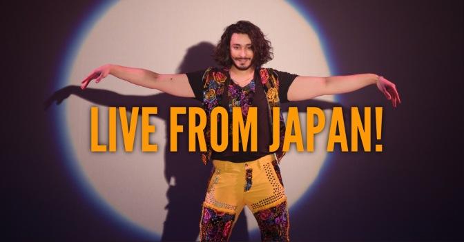 Khalil Khalil from Japan Tour 2016