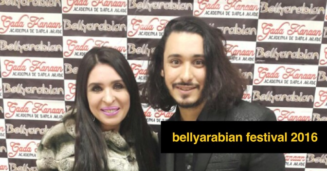 3 days with Dina at Bellyarabian Festival in Chile, South America!