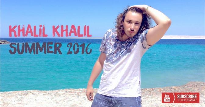 I'm Khalil Khalil Summer 2016