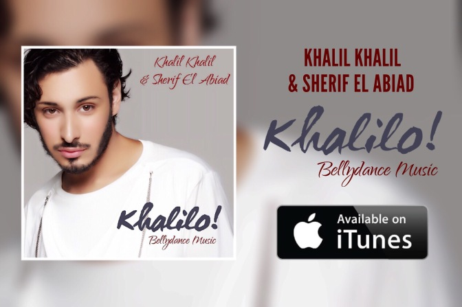 Khalilo! Bellydance Music available on ITunes