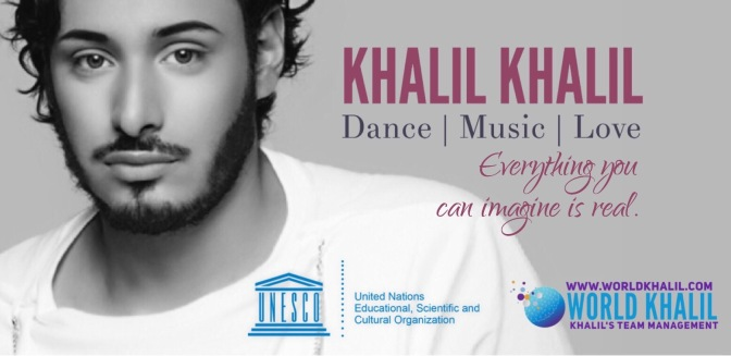 Khalil Khalil | Everything you can imagine is real…